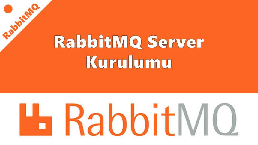 RabbitMQ Kurulumu