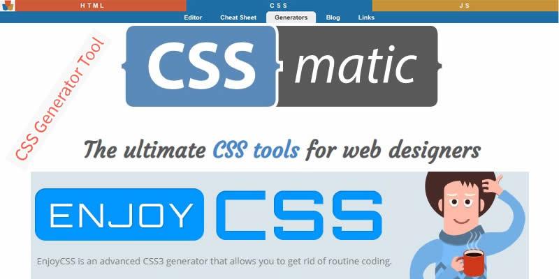 En İyi CSS Hileleri ve Oluşturucuları