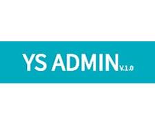 YS Admin Website Tasarımı